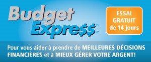 bannière Budget Express